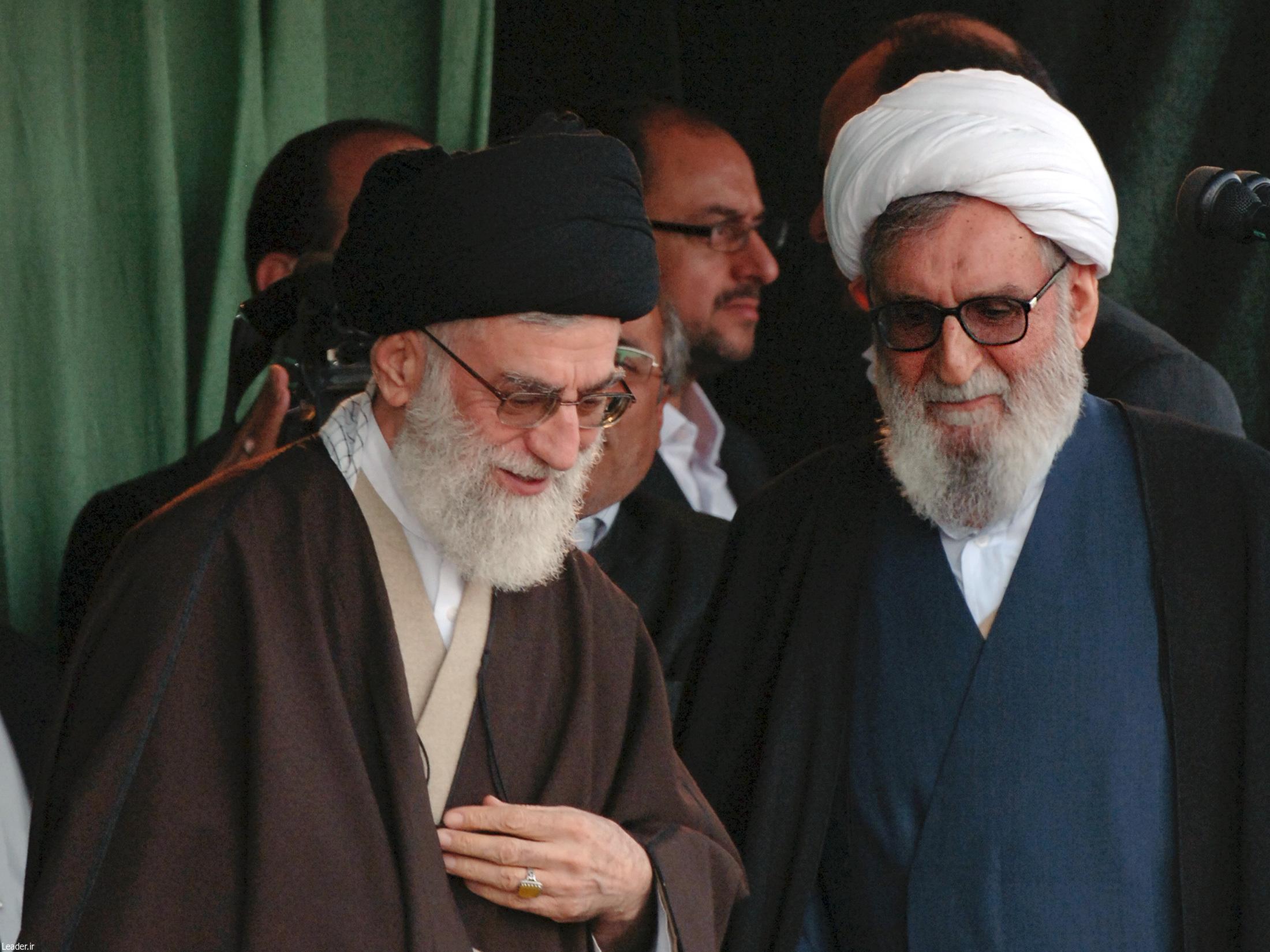 پیام تسلیت رهبر انقلاب درپی درگذشت آیت الله واعظ طبسی