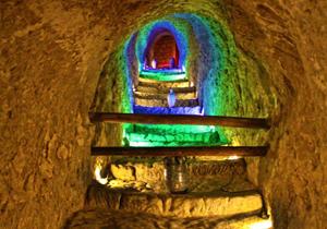 قنات زیبای کیش با قدمت 2500 ساله + تصاویر