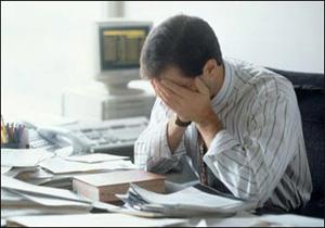 نشانه اضطراب را از روي خط تشخيص دهيد