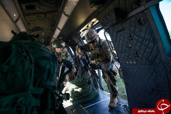 کلاه سبزهای ارتش آمریکا