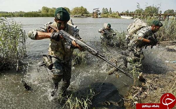 زبده ترین نیروهای ویژه جهان/ کلاه سبزهای