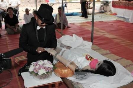 جشنهای عروسی عجیب
