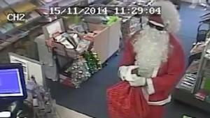 بابانوئلهایی که هرگز دوست ندارید با آنها مواجه شوید/ بابانوئلهای قلابی