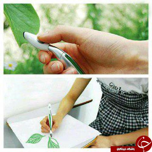 با این قلم به هررنگی که می خواهید بنویسید+ تصاویر