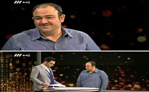 مباحثه محسن تنابنده و مجری «سه ستاره» بر سر بازیگری پژمان جمشیدی و علی انصاریان