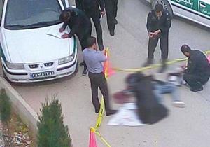 خودکشی مرد جوان پس از قتل همسرش + عکس