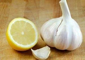 درمان گرفتگی رگ های قلب با عصاره سیر و لیمو ترش