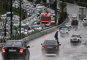 4260938 229 بارش باران در 2 استان کشور/بازگشایی محور زیارتعلی   فاریاب