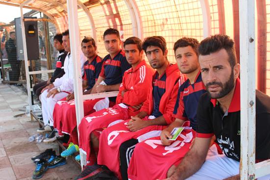 قهرمانی تیم فوتبال پرسپولیس شوش در لیگ برتر خوزستان