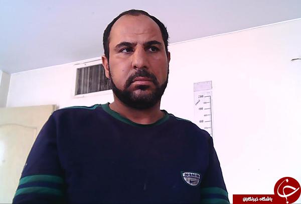 خلافکار حرفهای برای سی و ششمین بار دستگیر شد+تصاویر