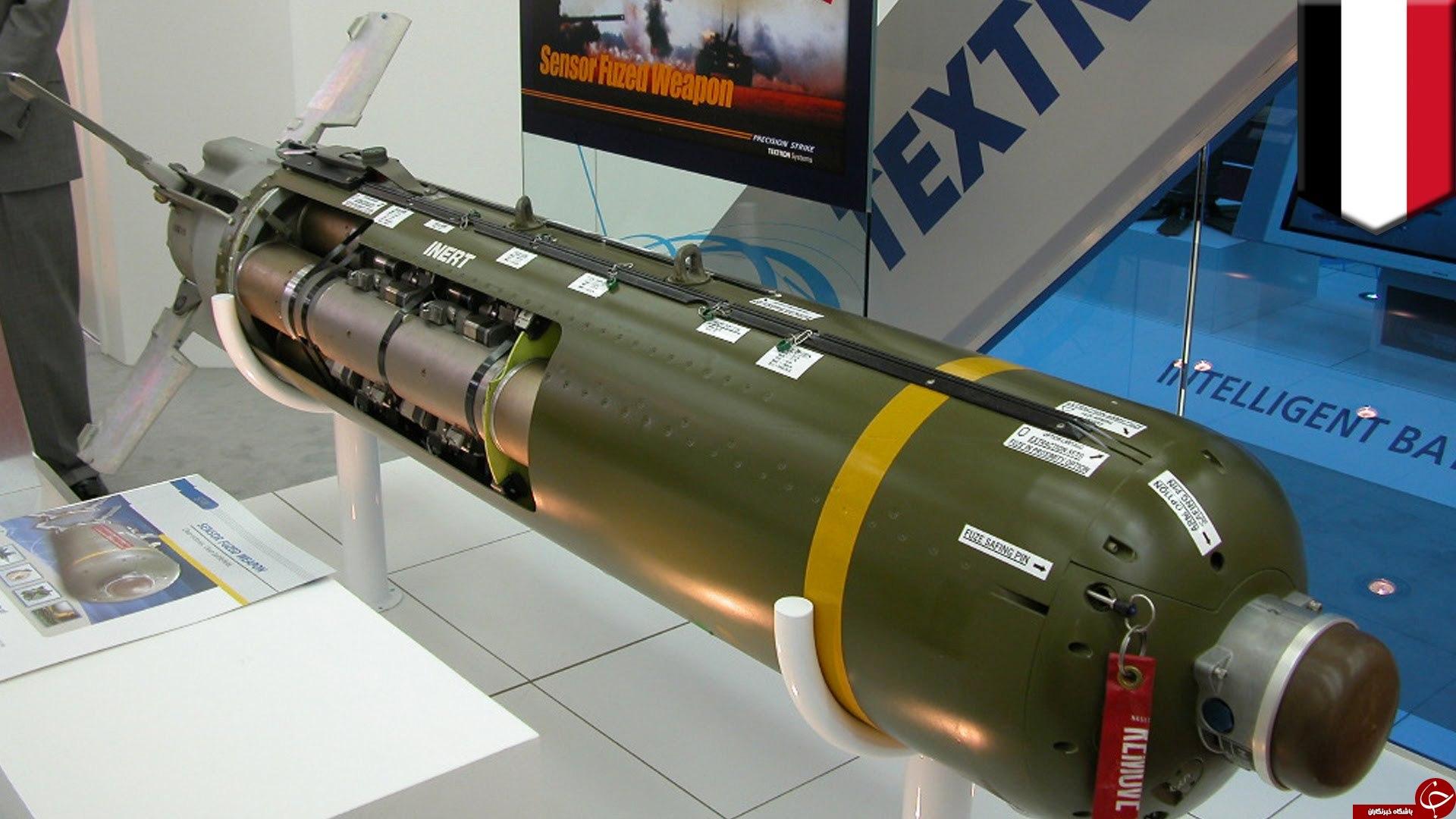 موشکی که همزمان 40 تانک را نابود می کند + فیلم و تصاویر