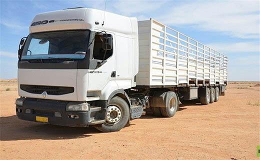 جلوگیری از ورود کامیون حامل مواد منفجره به کربلا