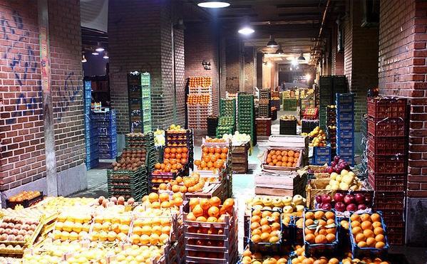 اژدهای قاچاق،میوههای ایرانی را به سردخانه میبرد/این همه میوه از چه کانالی به کشور قاچاق میشود؟!