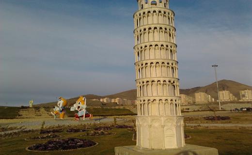 از برج پیزای ایتالیا و تخت جمشید تا غار آدم کوتوله های شهرستان ملایر