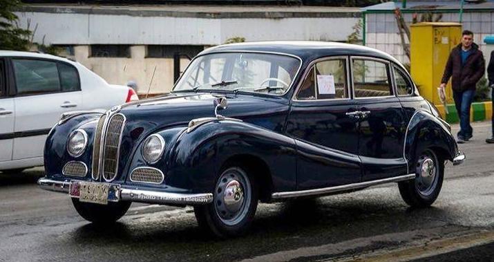 با ارزش ترین BMW کلاسیک درایران +تصاویر