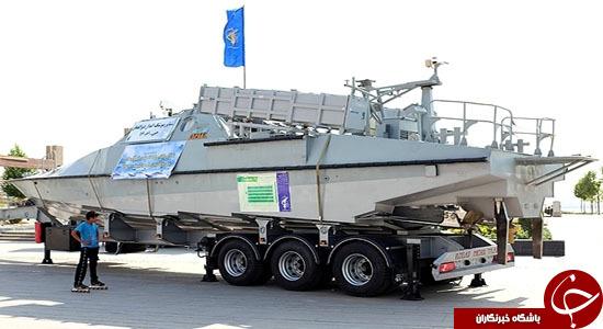 تامین امنیت خلیج فارس با شناورهای