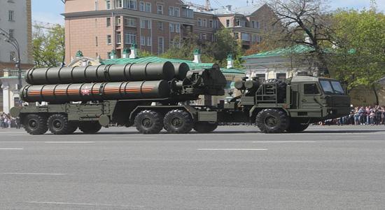سامانه موشکی اس400 در راه پکن + تصاویر