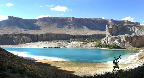 پارک ملی بند امیر؛ بهشتی در بامیان افغانستان + تصاویر