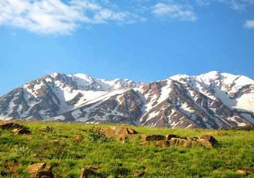 معرفی شهرستان ازنای لرستان