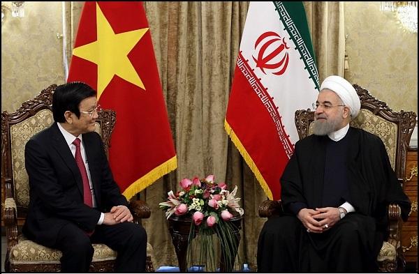 حجم مبادلات ایران و ویتنام در 5 سال آینده به دو میلیارد دلار افزایش مییابد