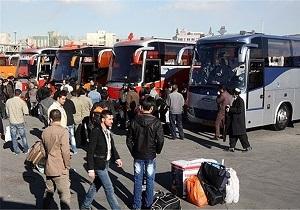 پیش فروش 7 هزار بلیت اینترنتی اتوبوس در اردبیل