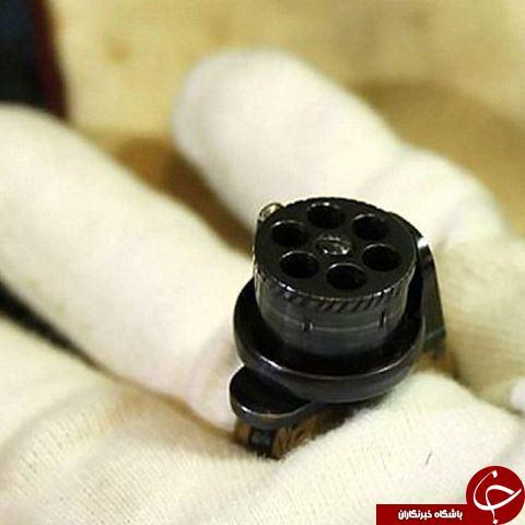 کوچکترین اسلحه جاسوسی دنیا