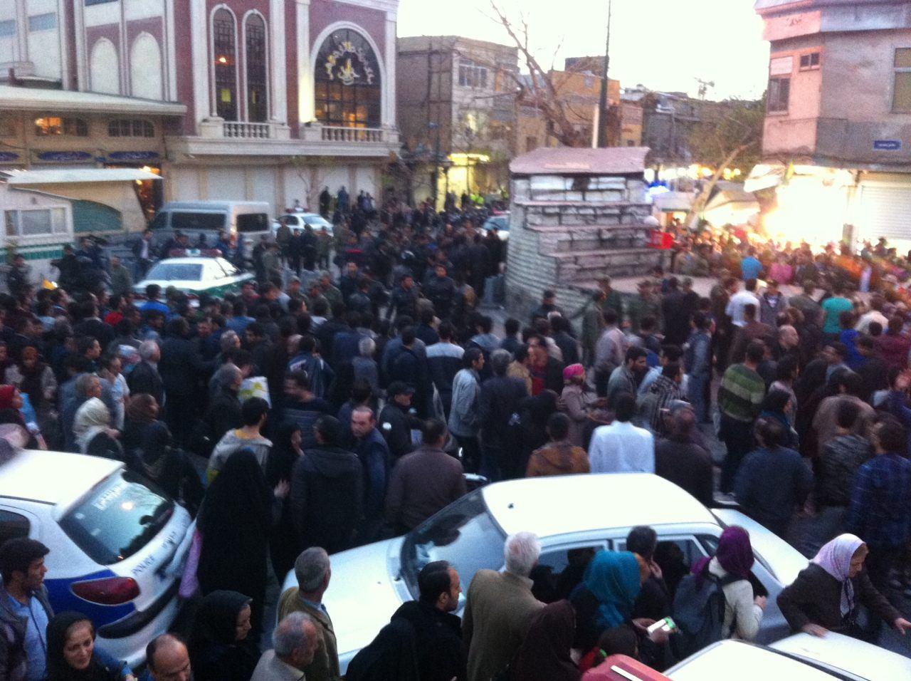 انفجار در پاساژ قیصریه بازار تهران/ 12 مجروح تاکنون