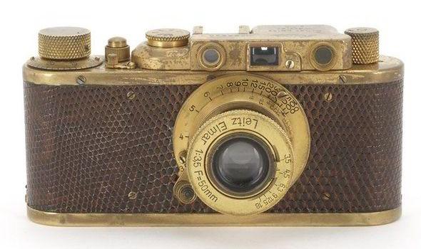 گران قیمتترین دوربین جهان +تصاویر