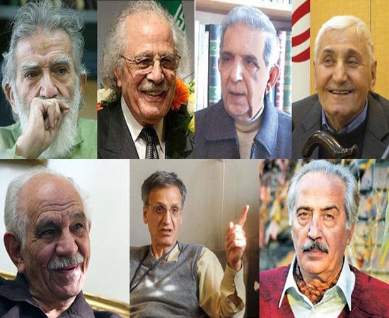 معروفترین چهرههایی که سال ۹۴ فوت کردند
