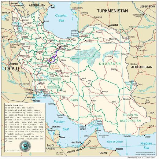 از تاریخی ترین نمایشگاه نقاشی جهان در ایران دیدن کنید!