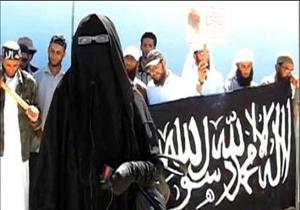 خطرناک ترین زن عضو داعش را بشناسید/ سوریه روی موج انفجار + فیلم