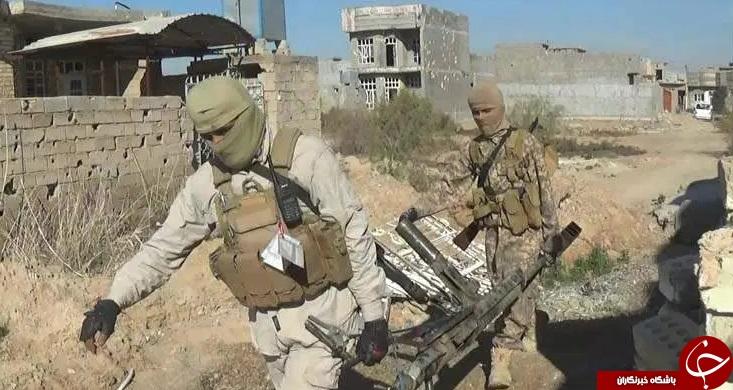 اسلحه چند متری عجیب و وحشتناک داعشی در عراق + عکس