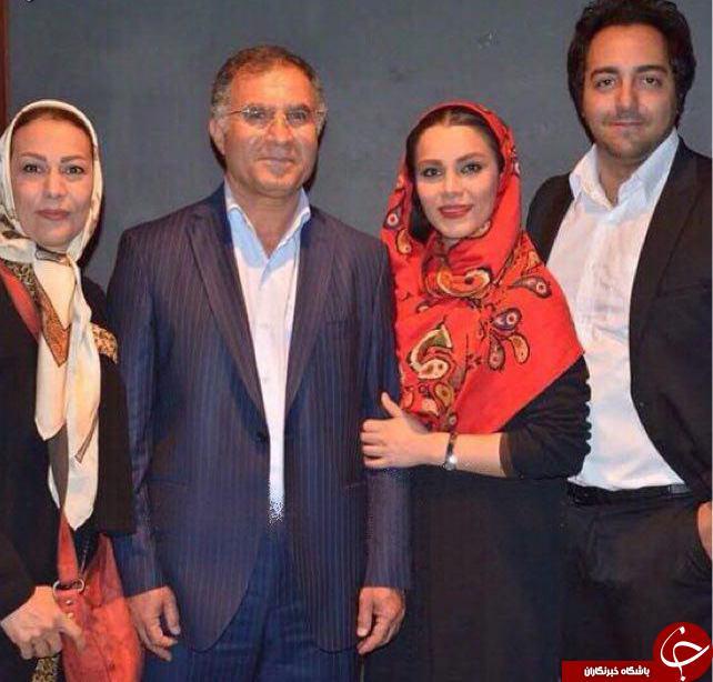 دختر مجید جلالی هم بازیگر شد+عکس