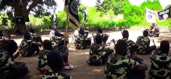 گروه وفادار به داعش در سومالی: رنگ زمین را از خون قرمز میکنیم+ تصاویر