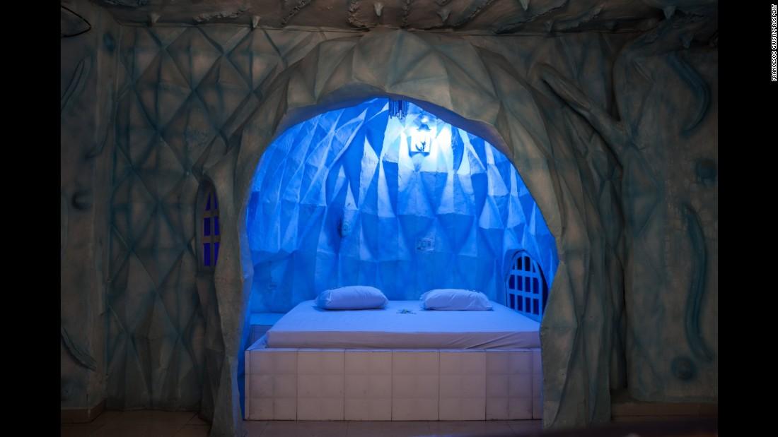عجیبترین اتاقهای دنیا را در این هتل ببینید+تصاویر