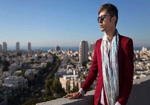 شاعر همجنسگرای ایرانی خواستار پناهندگی در اسرائیل شد