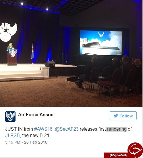 جنگنده ای که آمریکا آرزوی ساختنش را دارد +عکس