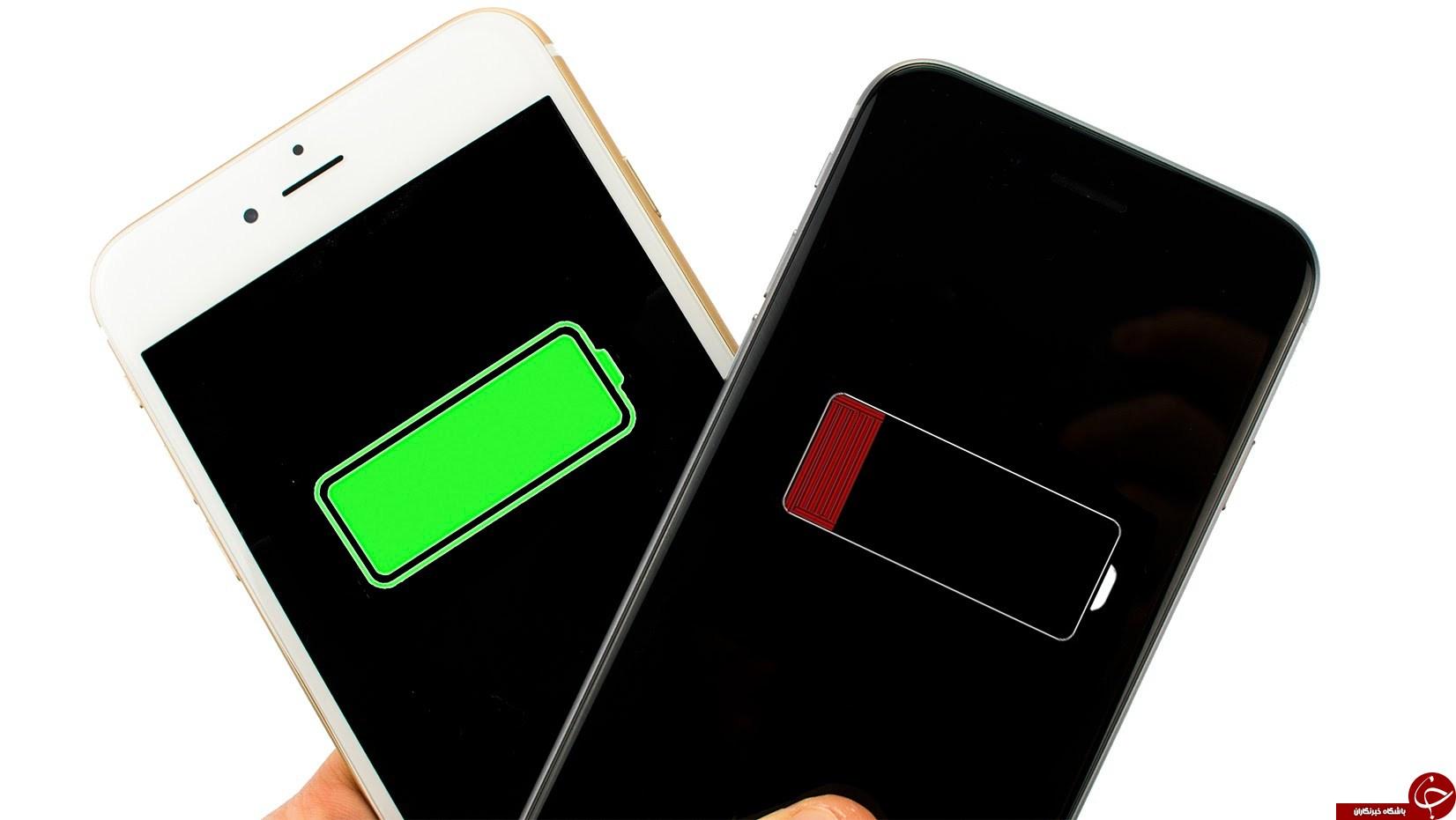 با این اپلیکیشن ها باتری گوشی تان 100 سال عمر می کند + آموزش