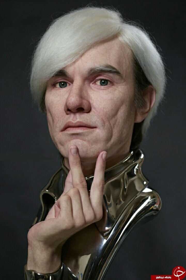 مجسمه های کمتردیده شده  آمریکایی+تصاویر