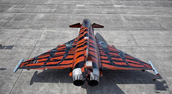 جنگنده تایفون؛ یار سوخو و بشار اسد برای رویارویی با داعش