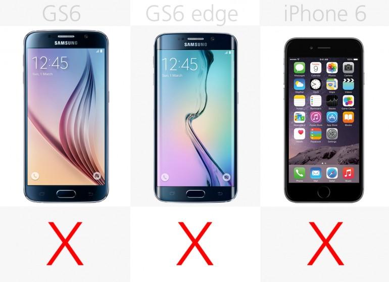 جدال شش تاییها؛ مقایسه Galaxy S6 ، Galaxy S6 Edge و iPhone 6 // در حال کار//