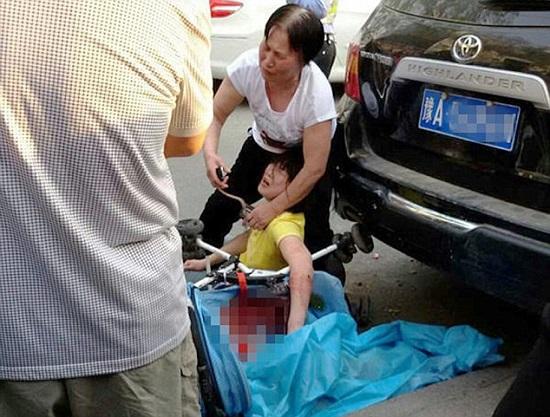 مامور پلیس مرگ غم انگیز پسر خردسالی را رقم زد + تصاویر