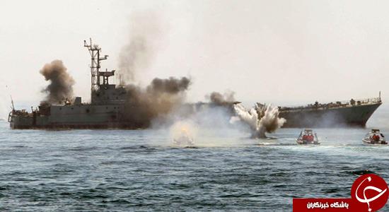 اعزام ناوجنگی آمریکا به خلیج فارس/ آیا درگیری نظامی رخ میدهد؟/ ماجرای ناوشکن