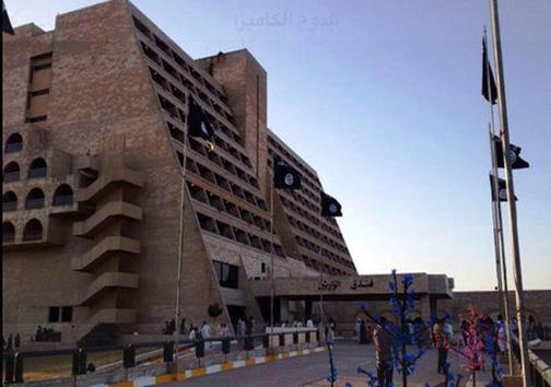 داعش اولین هتل خود را افتتاح کرد + عکس