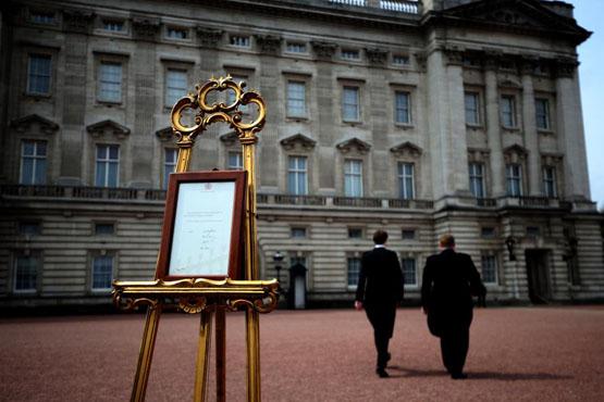 جدیدترین عضو خاندان سلطنتی انگلیس+تصاویر