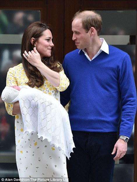 عضو جدید خاندان سلطنتی انگلیس متولد شد +تصاویر