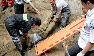 حادثهای مرگبار برای جویندگان گنج/ مرگ کاوشگر زیر خروارها خاک