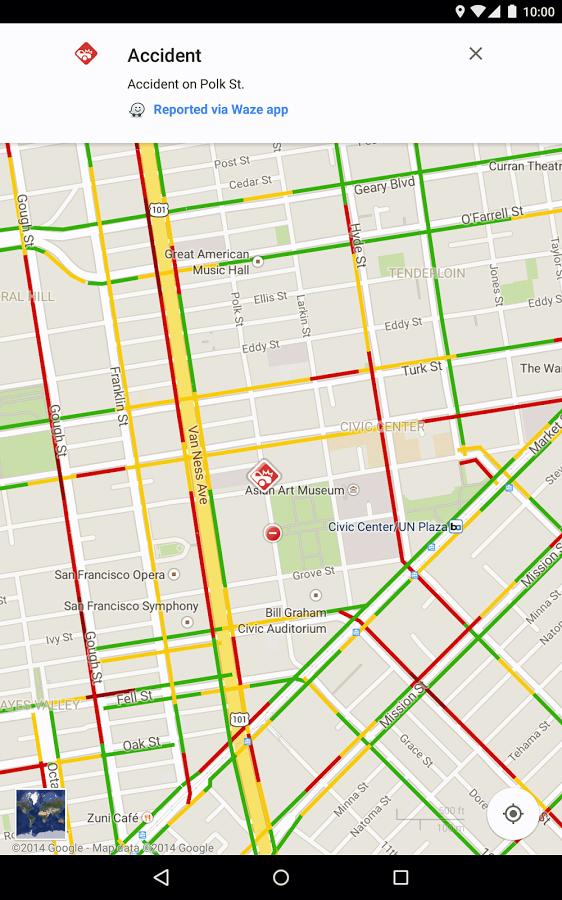 با Google Maps دیگر هیچ وقت گم نمیشوید + دانلود