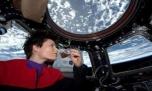 اولین قهوهنوشی در فضا +عکس