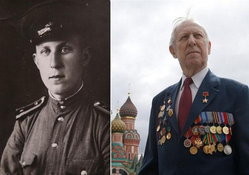 آخرین بازماندگان ارتش های جنگ جهانی +عکس